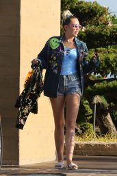 Miley Cyrus - Out in Malibu 09/05/2016