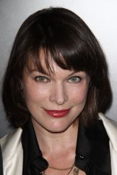 Milla Jovovich – Chanel Celebrates the Launch of 'No.5 L'eau' in Los Angeles 9/22/2016