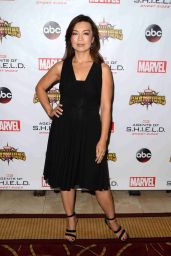 Ming-Na Wen – 'Agents of S.H.I.E.L.D.' Season 4 Premiere in Los Angeles 9/19/2016