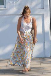 Minka Kelly Summer Street Style - Beverly Hills 9/6/2016