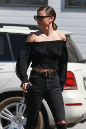 Miranda Kerr Style - Out in LA 9/28/ 2016