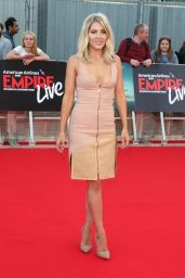 Mollie King - Empire Live Opening Night Gala in London - September 23, 2016