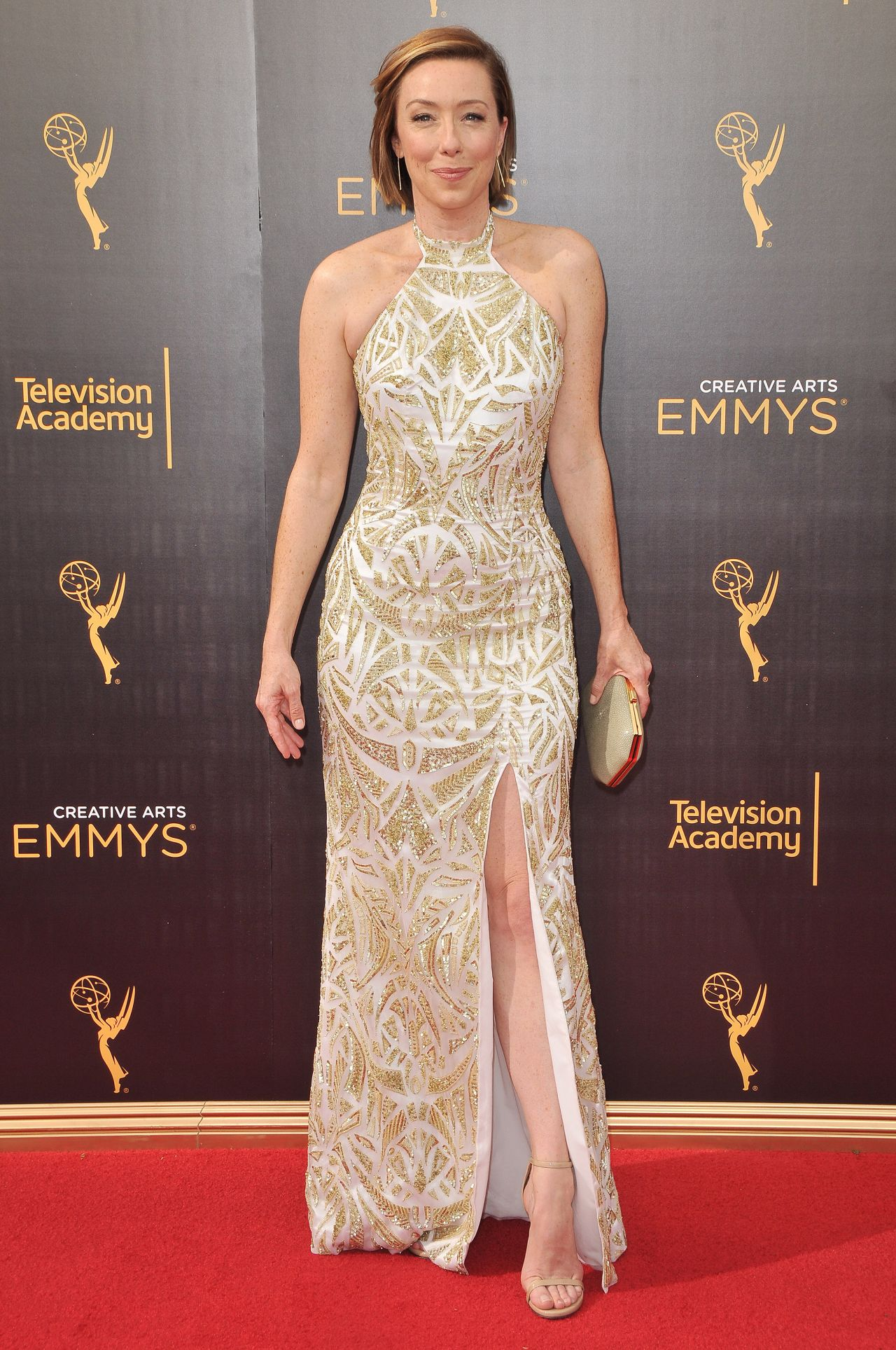 Molly Parker - Creative Arts Emmy's Awards in Los Angeles ... Emmys