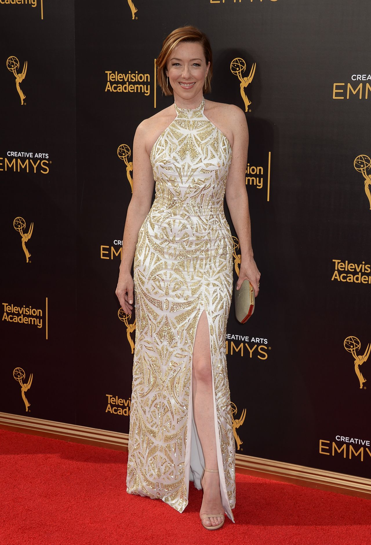 Molly Parker Creative Arts Emmy S Awards In Los Angeles