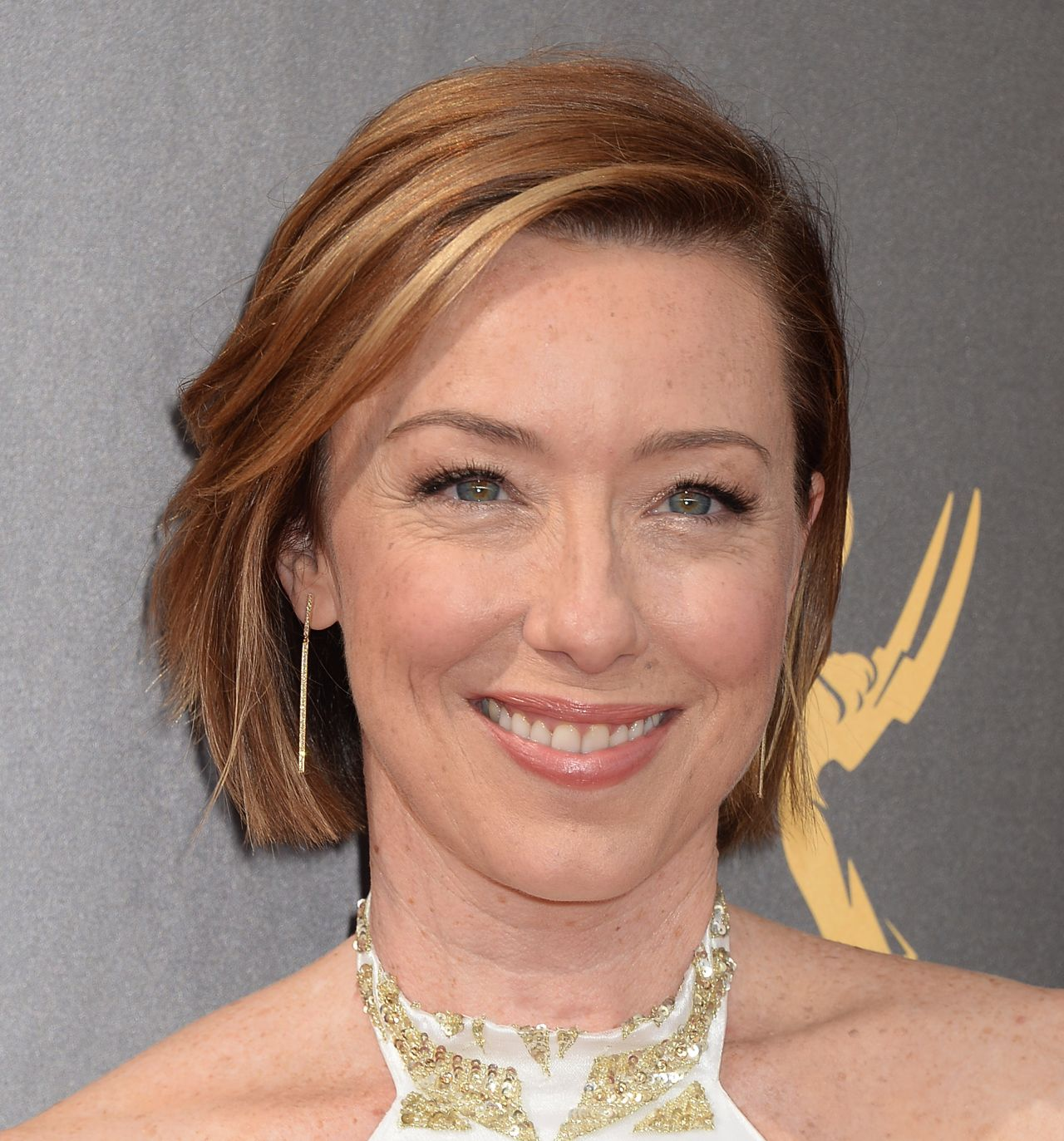 Molly Parker - Creative Arts Emmy's Awards in Los Angeles ...