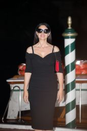 Monica Bellucci at the 73rd Venice Film Festival 9/8/2016