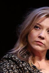 Natalie Dormer - Empire Live Women On Screen Panel in London, UK 9/25/ 2016