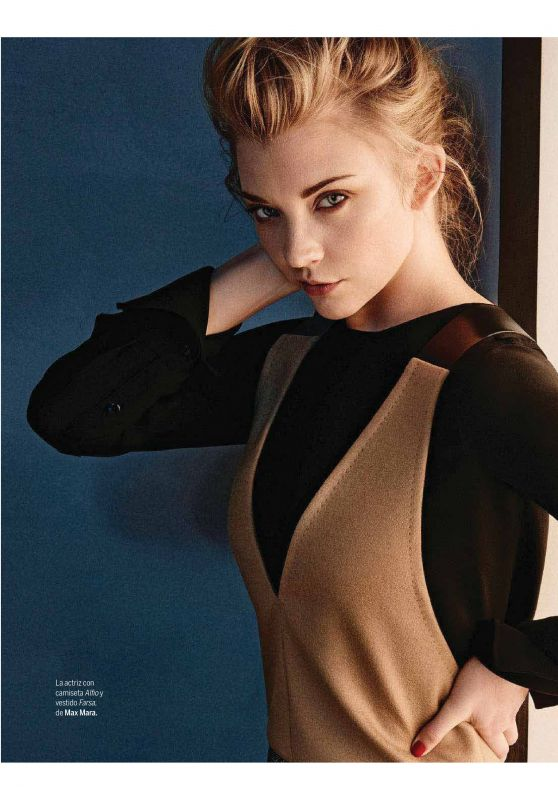 Natalie Dormer - Yo Dona Magazine August 2016 Issue