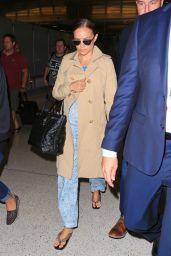Natalie Portman - LAX Airport 9/27/2016