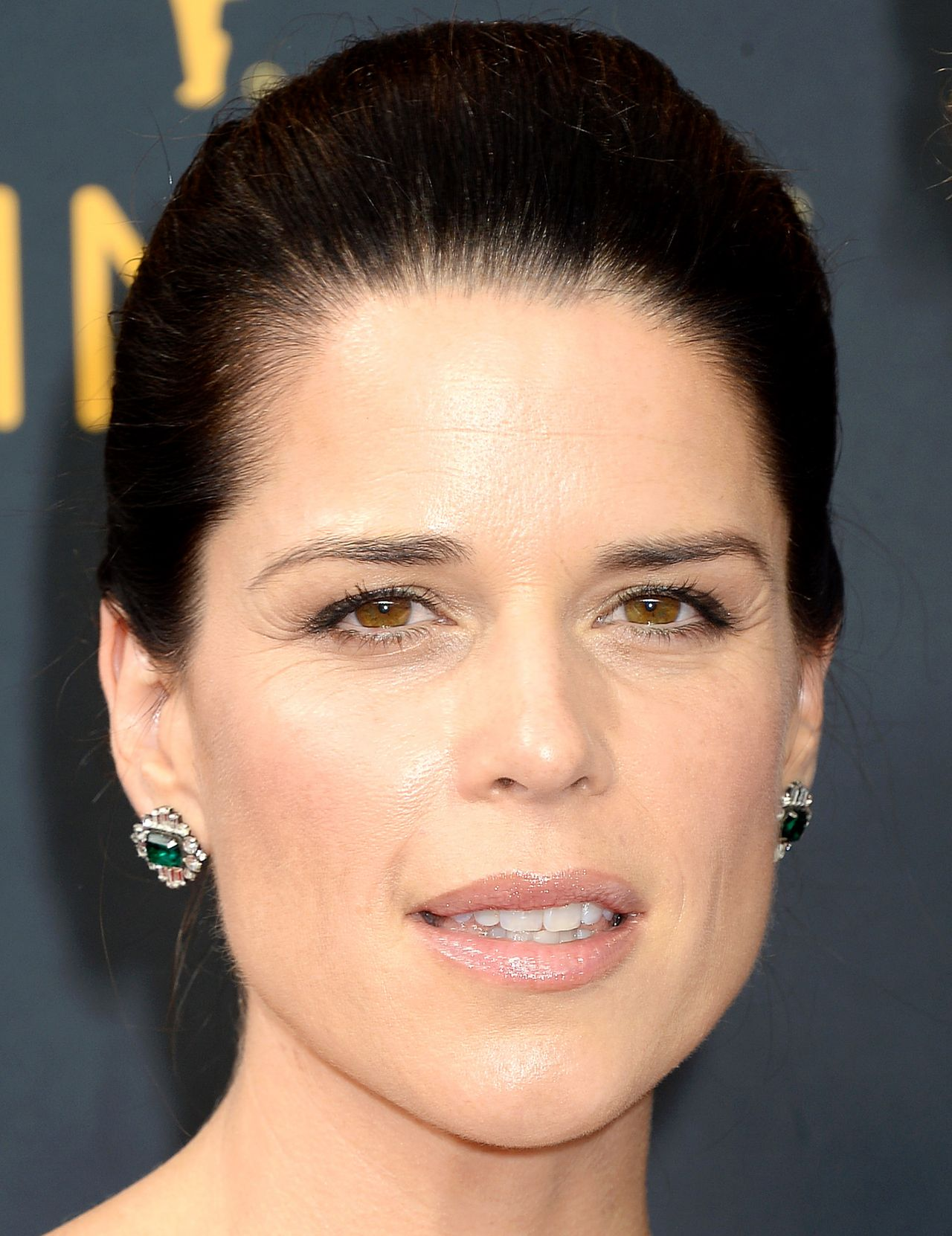 Neve Campbell Emmy Awards Los Angeles