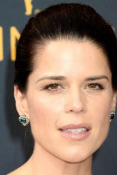 Neve Campbell - Emmy Awards in Los Angeles 09/18/2016