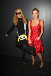 Nicky Hilton & Paris Hilton - Carolina Herrera SS17 NYFW in New York City 9/11/16