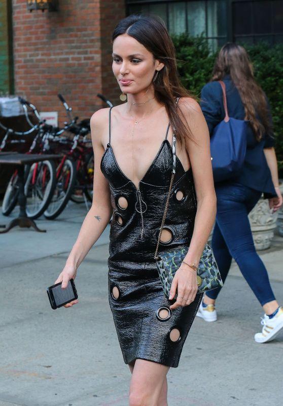 Nicole Trunfio - E! & IMG New York Fashion Week Kick-Off: The Shows Celebration, USA 9/7/2016