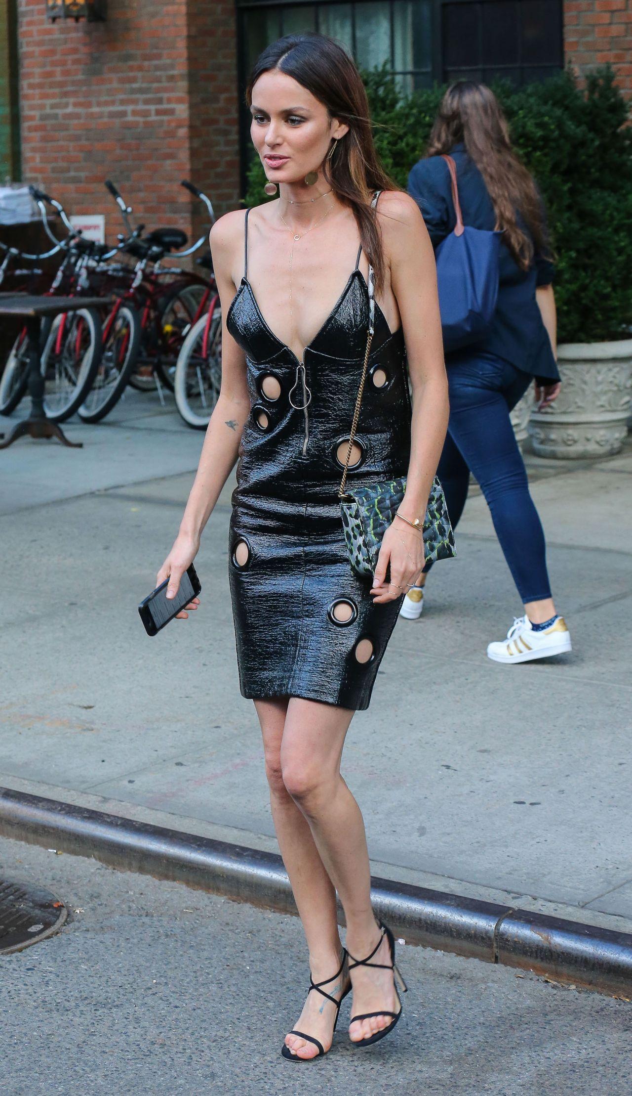 Nicole Trunfio E Img New York Fashion Week Kick Off The Shows Celebration Usa 9 7 2016