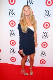 Nina Agdal + IMG NYFW Kickoff Event in New York City 9/6/2016
