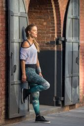 Nina Agdal - Photoshoot Set in Brooklyn 9/24/ 2016