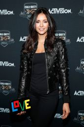 Nina Dobrev - Activision Presents The Ultimate Fan Experience - Call Of Duty XP 2016 in Inglewood 9/3/2016