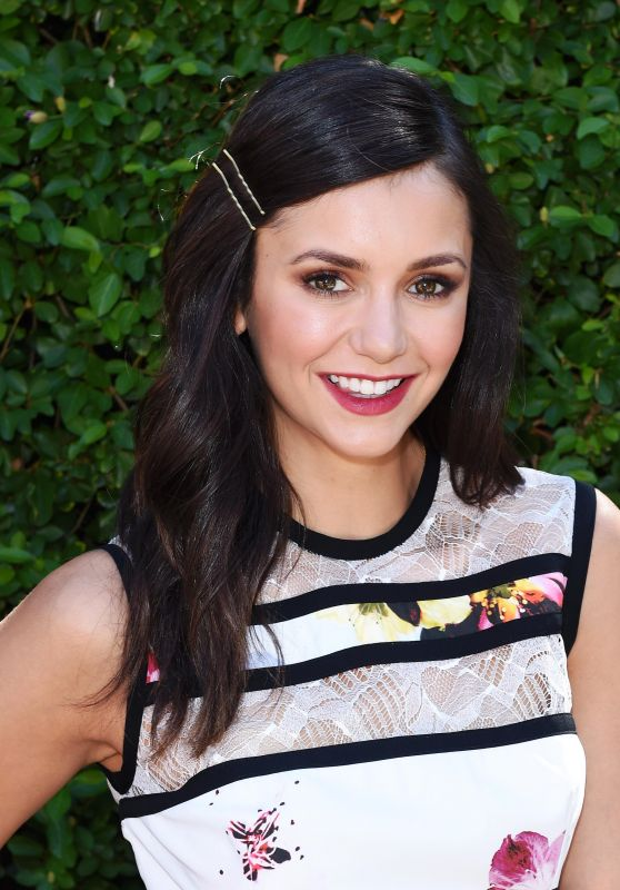 Nina Dobrev - The Rape Foundation's Annual Brunch in Beverly Hills 9/25/ 2016