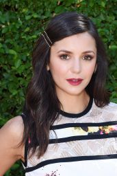 Nina Dobrev - The Rape Foundation