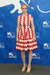 Nina Hoss - 73rd Venice Film Festival Jury Photocall  8/31/2016