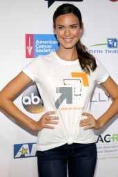 Odette Annable – 5th Biennial Stand Up To Cancer at Walt Disney Concert Hall in Los Angeles, CA 9/9/2016