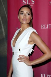 Olivia Culpo - SoBe Celebrates 21st Birthday at SLS Hotel in Las Vegas 9/3/2016
