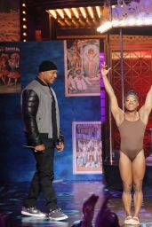 Olivia Munn, Aly Raisman and Simone Biles - Lip Sync Battle All-Stars Live 9/16/2016