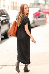 Olivia Wilde - Out in New York City 9/27/2016