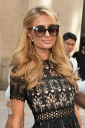 Paris Hilton - Out in NYC 9/8/2016