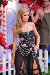 Paris Hilton - Philipp Plein Show at Milan Fashion Week, September 2016