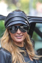 Paris Hilton Urban Style - Milan, Italy 9/21/2016