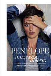 Penélope Cruz - Elle Magazine España October 2016 Issue