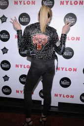 Peyton List - NYLON Rebel Fashion Party in New York City 9/8/2016