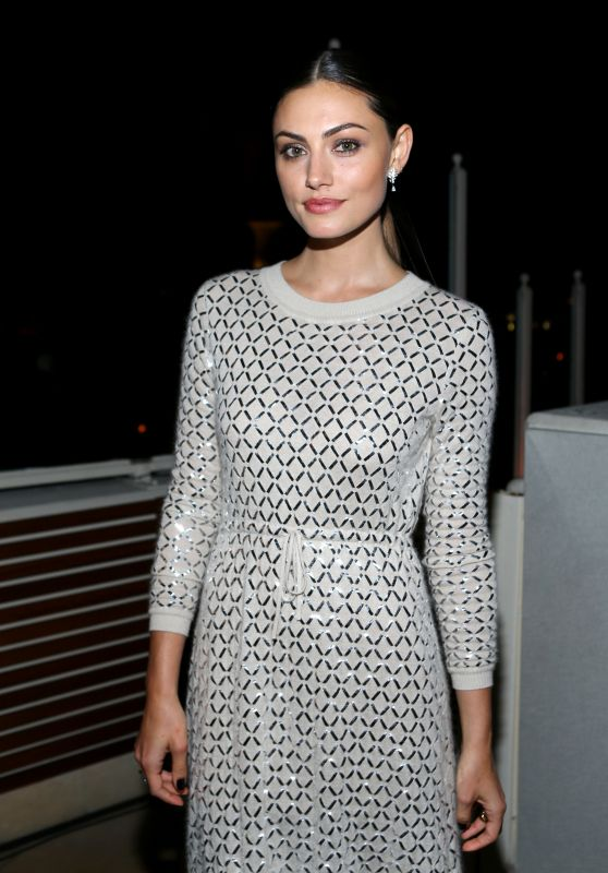 Phoebe Tonkin at the Launch of Chanel No 5 L'EAU 9/22/2016