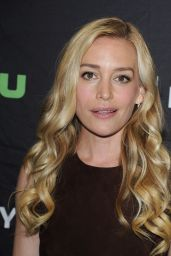 Piper Perabo - PaleyFest 2016 Fall TV Preview for ABC in Beverly Hills 9/10/2016