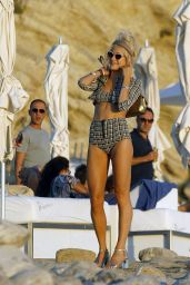 Pixie Lott in a Bikini in Ibiza 9/21/2016