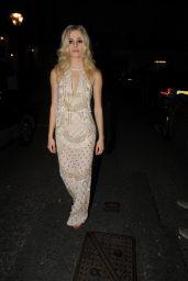 Pixie Lott - Leaving the Theatre Royal Haymarket in London 9/6/2016