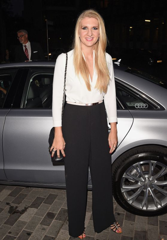 Rebecca Adlington – GQ Men Of The Year Awards 2016 in London