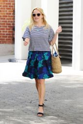 Reese Witherspoon - Leaving Her Office in LA 9/6/2016