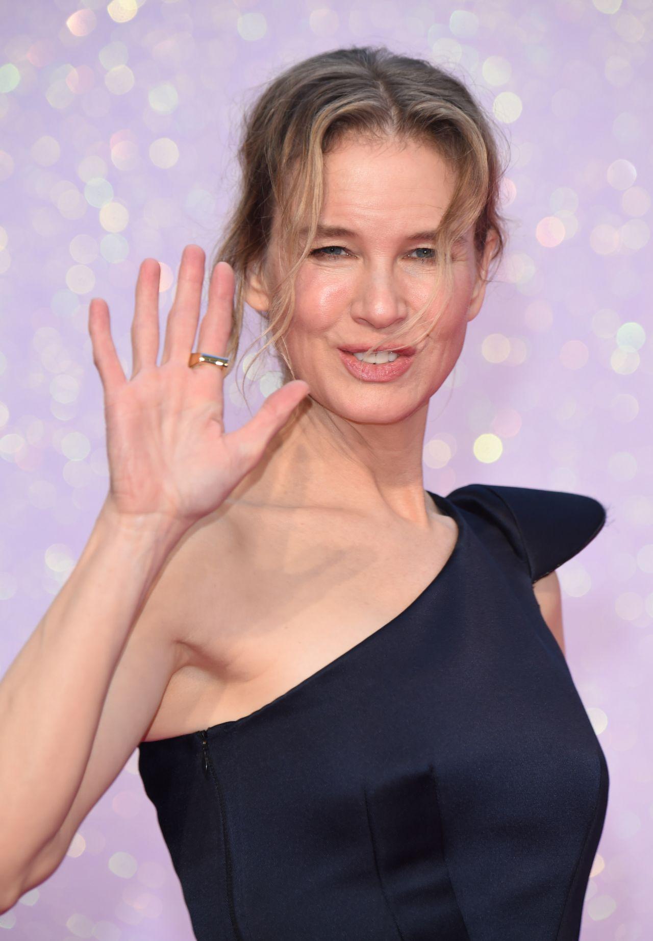 Renee Zellweger - 'Bridget Jones' Baby' Premiere in London ... Renee Zellweger