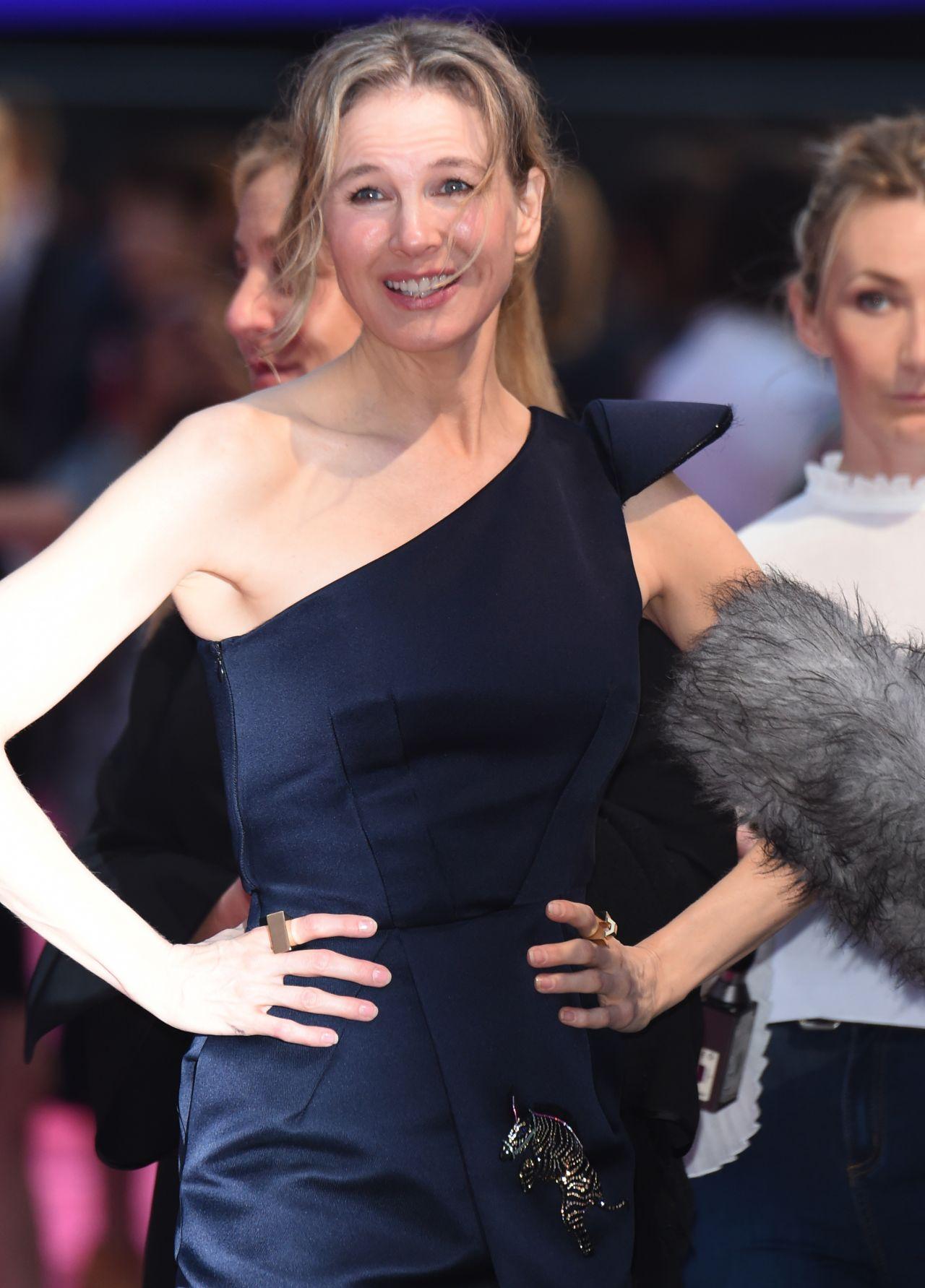 Renee Zellweger Bridget Jones Baby Premiere In London 9 5 2016
