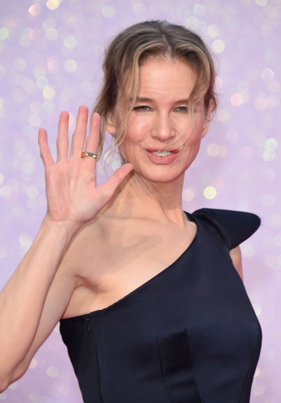 Renee Zellweger – 'Bridget Jones' Baby' Premiere in London 9/5 ...