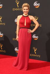 Rhea Seehorn – 68th Annual Emmy Awards in Los Angeles 09/18/2016