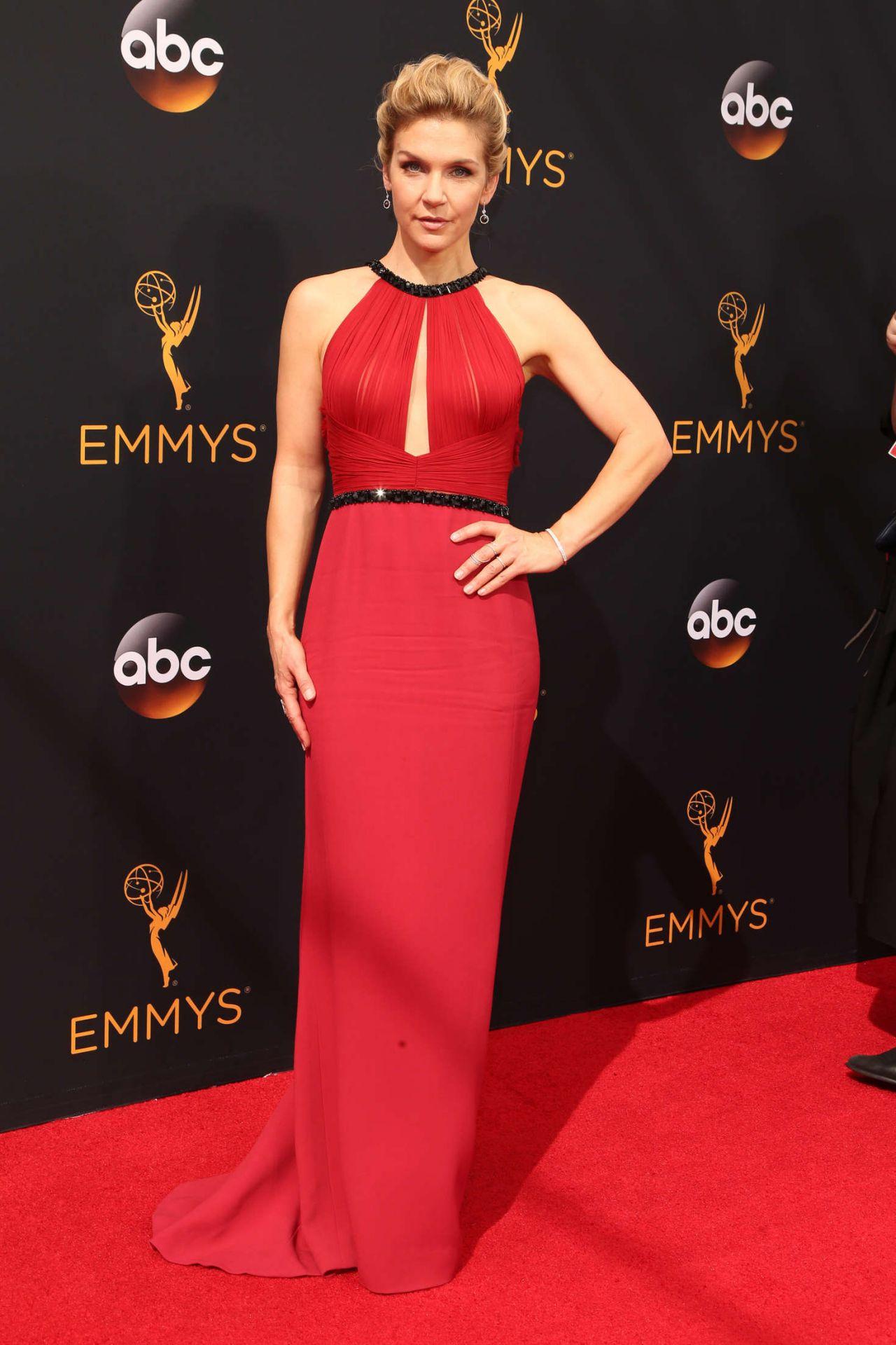 Rhea Seehorn Photos Photos - AMC Networks 69th Primetime