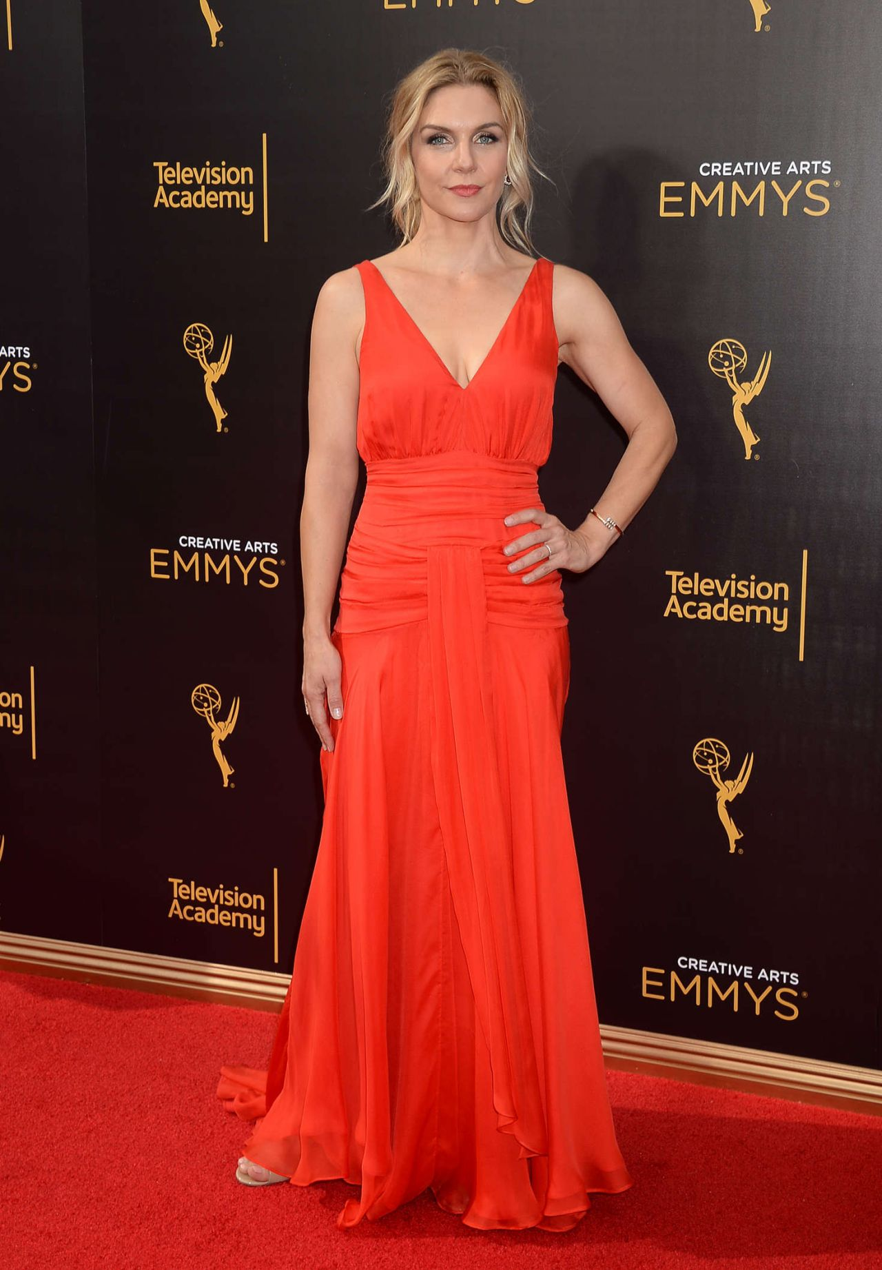 Rhea Seehorn Photos Photos - 68th Annual Primetime Emmy
