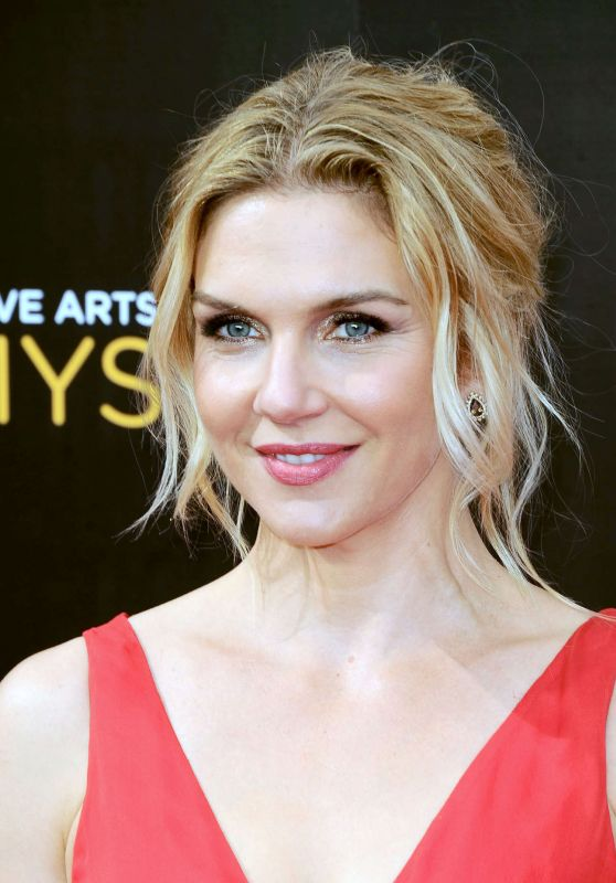 Rhea Seehorn - Creative Arts Emmy Awards 2016 in Los Angeles