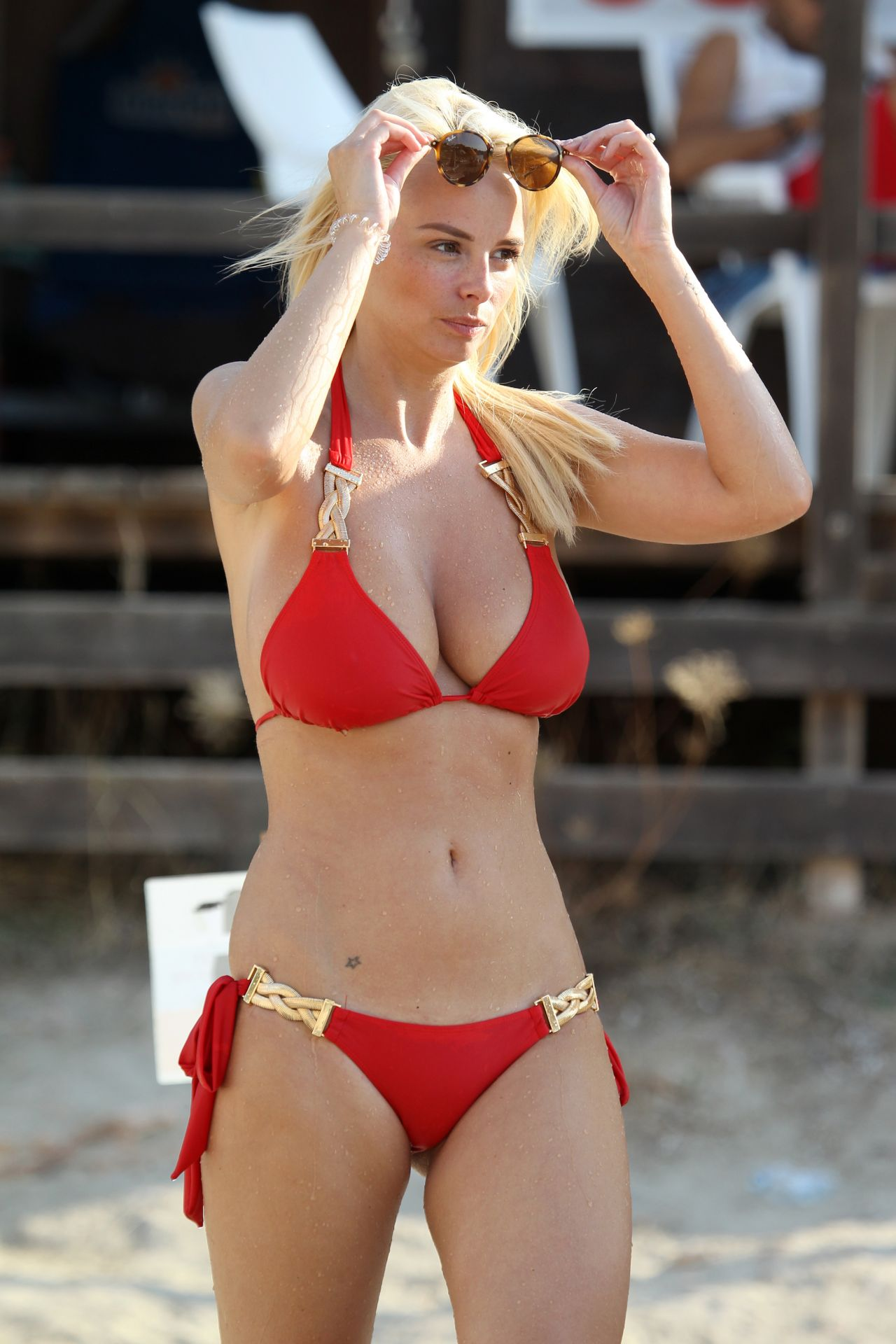 In Red Bikini 111