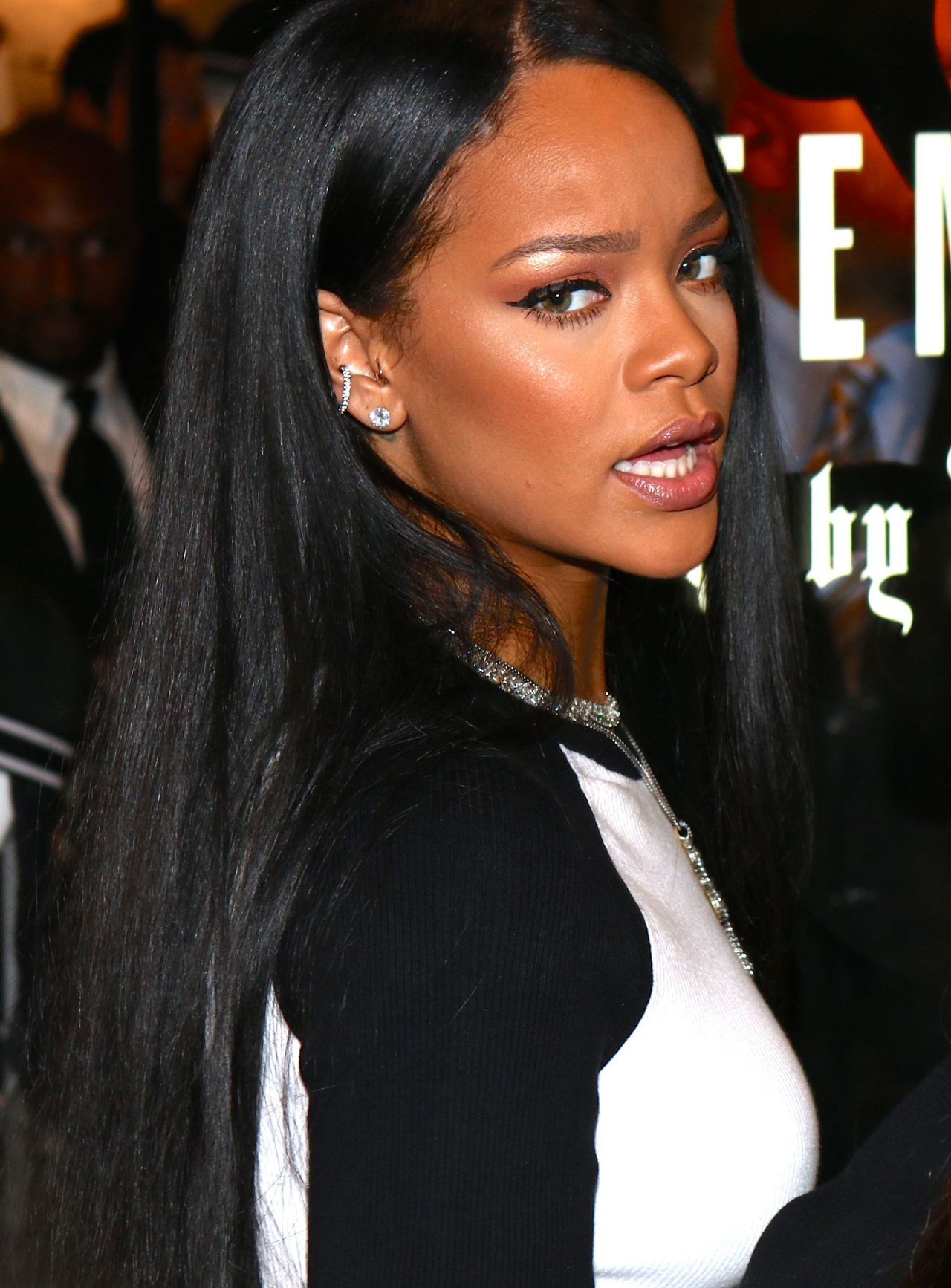 Rihanna - Arrives For FENTY PUMA x RIHANNA Debut in NYC 9 ...