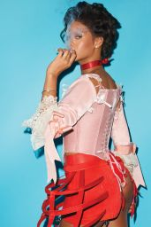 Rihanna - CR Fashion Book Fall/Winter 2016