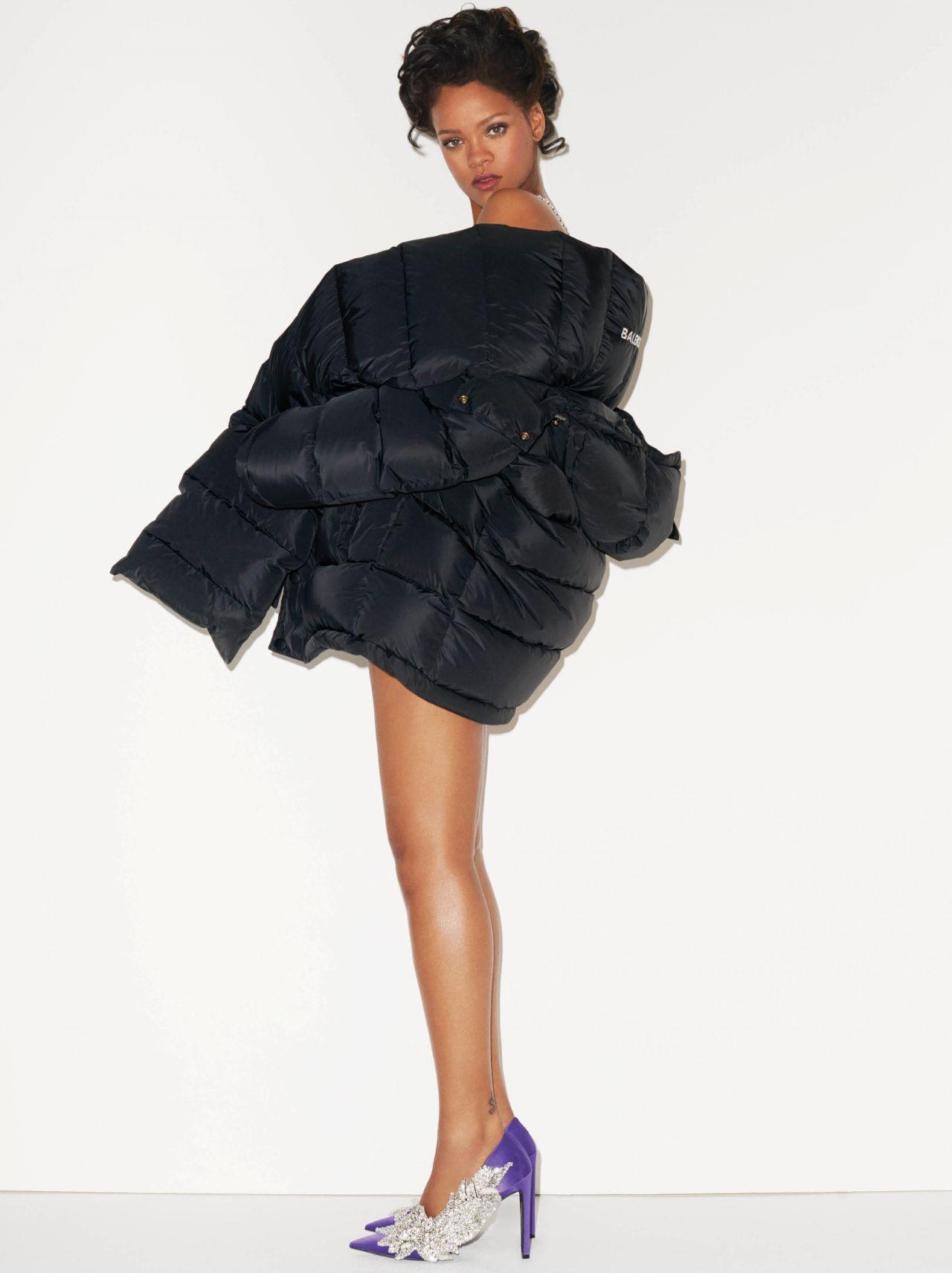 Rihanna Cr Fashion Book Fall Winter 2016